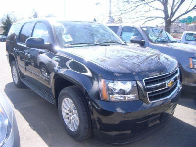 2013 Chevrolet Tahoe Hybrid 4WD 4dr
