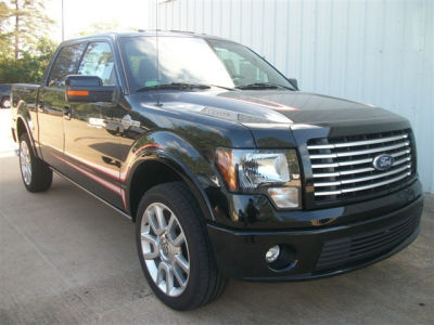2011 Ford F-150 AWD SuperCrew 145